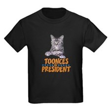 Toonces for President T