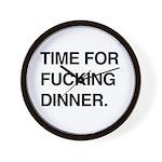 Fucking clock