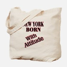 NY NY Tote Bag