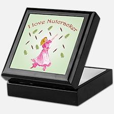 Nutcracker Keepsake Box
