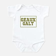 Geaux Galt Infant Bodysuit
