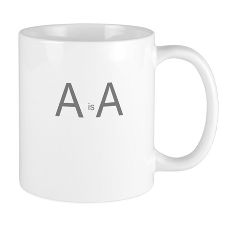 A is A Mug