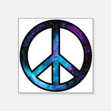 Galactic Peace Sticker