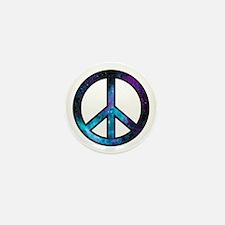 Galactic Peace Mini Button