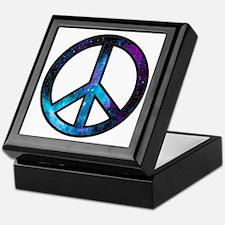 Galactic Peace Keepsake Box