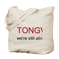Tongva Tribe Tote Bag