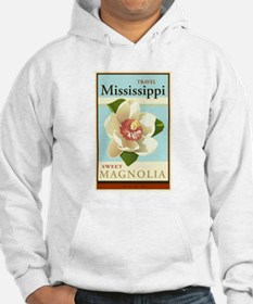 Travel Mississippi Hoodie