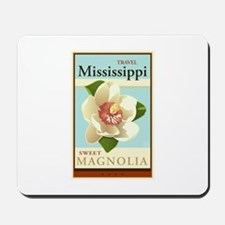 Travel Mississippi Mousepad