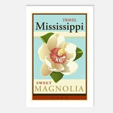 Travel Mississippi Postcards (Package of 8)