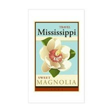 Travel Mississippi Decal