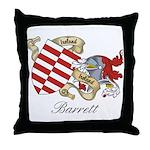 Barrett Sept Throw Pillow