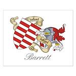 Barrett Sept Small Poster