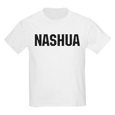 Nashua, New Hampshire Kids T-Shirt