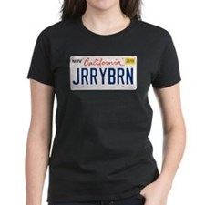 Jerry Brown for California T shirt