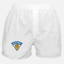 Unique Finland Boxer Shorts