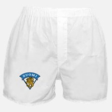 Cute Finland Boxer Shorts
