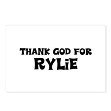 Thank God For Rylie Postcards (Package of 8)