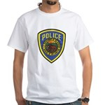 Bureau of Reclamation Police White T-Shirt