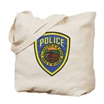 Bureau of Reclamation Police Tote Bag