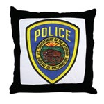 Bureau of Reclamation Police Throw Pillow