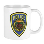 Bureau of Reclamation Police Mug