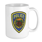 Bureau of Reclamation Police Large Mug