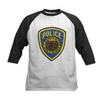 Bureau of Reclamation Police Kids Baseball Jersey