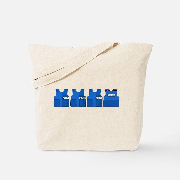 Cute Castle writer Tote Bag