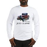 Classic car Long Sleeve T-shirts