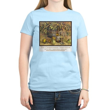 ChardSymp_Shirt_border_Cafe T-Shirt