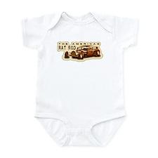 Cute Brown designs Infant Bodysuit