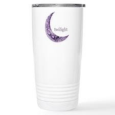 Twilight Quarter Moon Thermos Mug