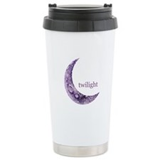 Twilight Quarter Moon Travel Mug