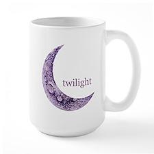 Twilight Quarter Moon Mug