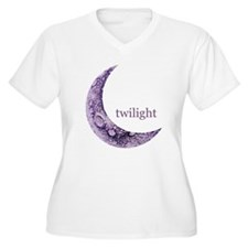 Twilight Quarter Moon T-Shirt
