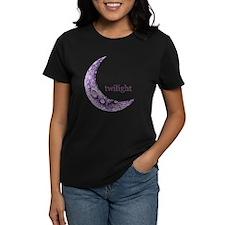 Twilight Quarter Moon Tee