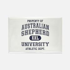 Australian Shepherd Rectangle Magnet