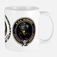 USS Marines Mug