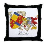 Butler Sept Throw Pillow