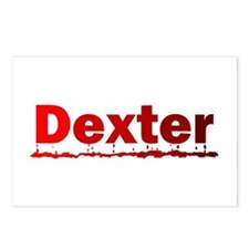 Dexter Postcards (Package of 8)