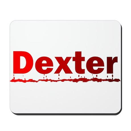 Dexter Mousepad