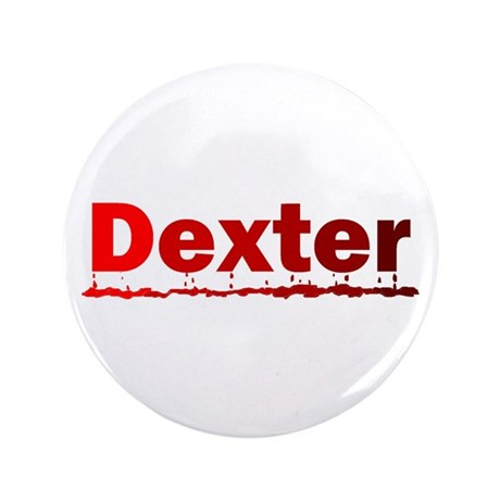 "Dexter 3.5"" Button (100 pack)"