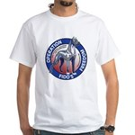 Operation Fido's Freedom White T-Shirt