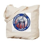 Operation Fido's Freedom Tote Bag