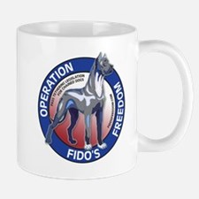 Operation Fido's Freedom Mug