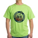 Operation Fido's Freedom Green T-Shirt
