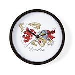 Condon Sept Wall Clock
