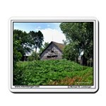Barn western Iowa, Mousepad