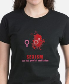 supporting circumcision is sexism T-Shirt