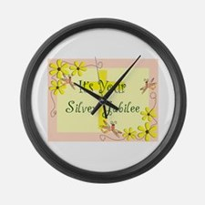 Nuns Jubilee Large Wall Clock